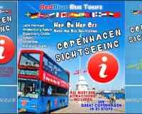 RedBlue Bus Tours Copenhagen