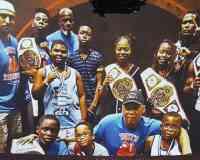 Tony's Boxing Gym