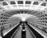 Archives-Navy Memorial Metro Station