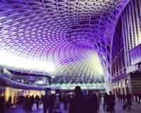 Gare de Londres King's Cross (KGX) (London King's Cross Railway Station)