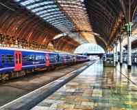 Gare de Londres Paddington (PAD) (London Paddington Railway Station)