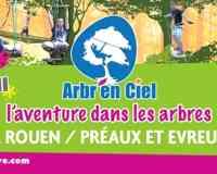 Arbr'en Ciel Accrobranche - Rouen/Préaux et Evreux