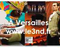 Centre Culturel Le 3.ND - Versailles