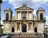 Église Notre-Dame de Versailles