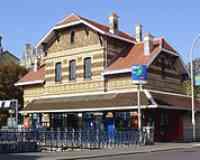 Gare de Meudon-Val-Fleury