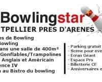 Bowlingstar Montpellier Près d'Arènes