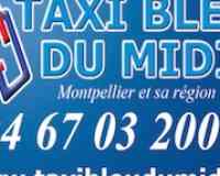Taxi Bleu du Midi