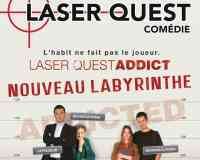 Laser Quest Montpellier