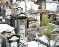 St Louis Cemetery Number One, Basin St