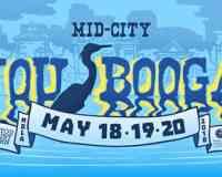 Bayou Boogaloo Music Festival