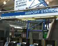 MBTA Airport Station