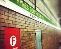 MBTA Hynes Convention Center Station