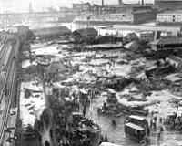 Grande inondation de mélasse de Boston