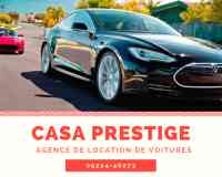Casa Prestige - Location de voitures