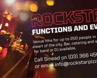 Rockstar Functions and Events