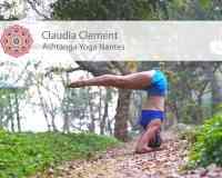 Claudia Clement - Ashtanga Yoga Nantes