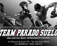 Team Parado - Suelo