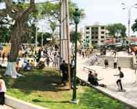 SkatePlaza Pueblo Libre - Lima Peru