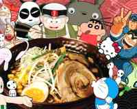 Naruto Japanese Food