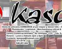 Kasoo (La primera tienda 100% Kpop del Perú)