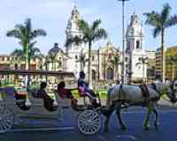 Centre historique de Lima