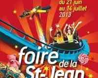 Foire de la St Jean Amiens