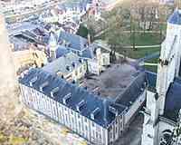 Palais de l'évêché d'Amiens
