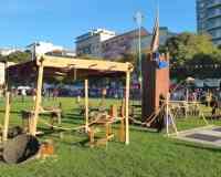 Garden Alameda Dom Afonso Henriques