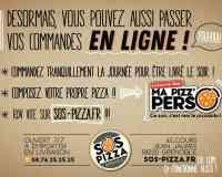 SOS PIZZA Grenoble