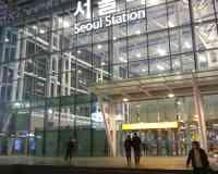 Seoul Station - KTX/Korail (서울역 - KTX/코레일)
