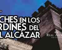 Noches en los Jardines del Real Alcázar - conciertos