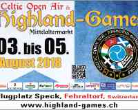 Highland-Games Fehraltorf