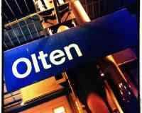 Gare d'Olten (Bahnhof Olten)