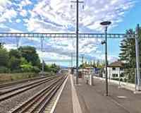 Gare de Chambésy