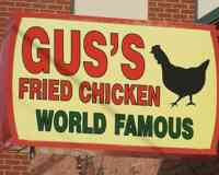 Gus's World Famous Fried Chicken, Memphis TN.