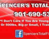 Spencer's Total Fitness.