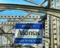 Arkansas/Tennessee State Line