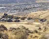 Ensign Peak Trailhead